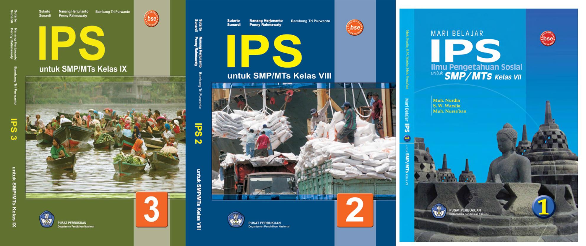 Download Buku Sekolah Elektronik Media Pembelajaran Ips